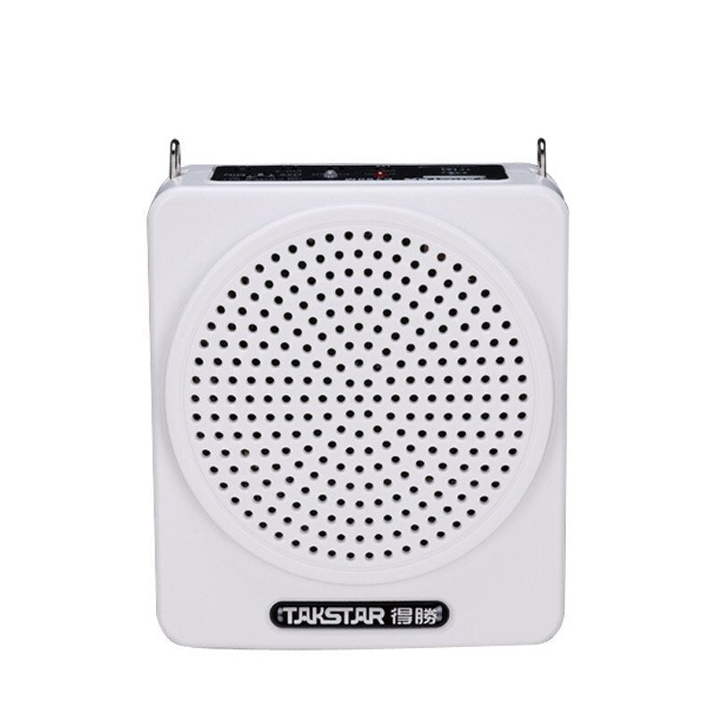 Takstar E180M mini portable digital multimedia voice amplifier rechargeable with wired microphone