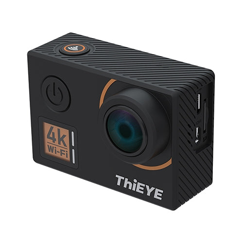 ThiEYE T5 Edge Action Camera 14MP Native 4K WiFi 2 inch TFT LCD Screen 1080P Sports Voice Commands