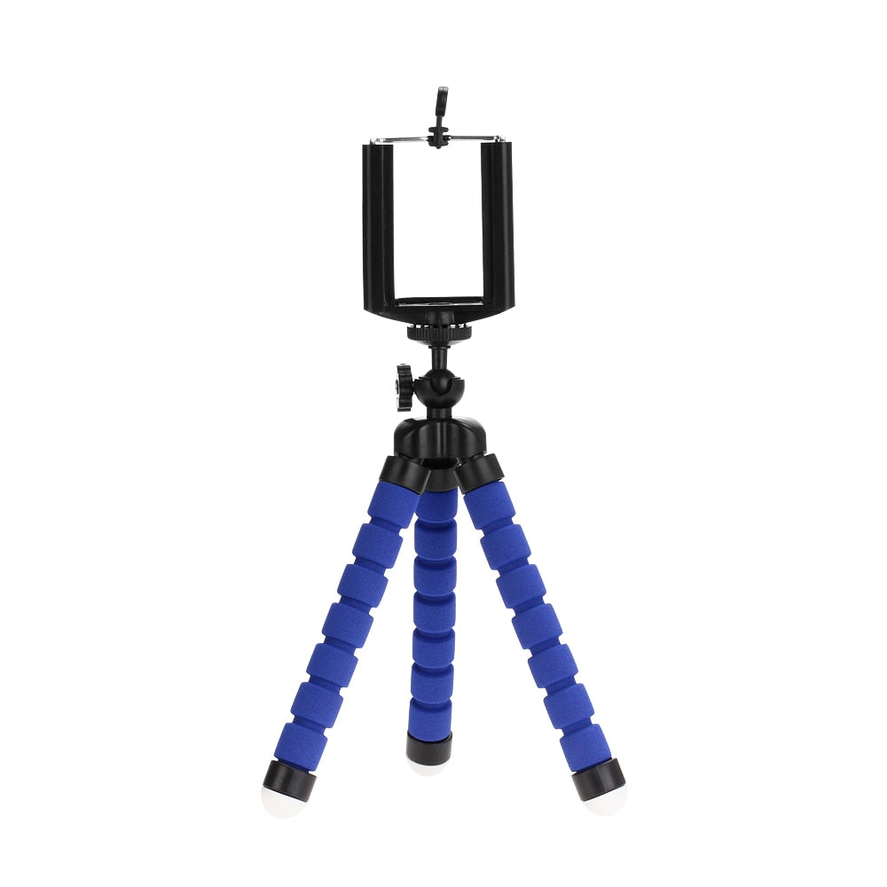 Tripods tripod for phone Mobile phone holder Clip smartphone monopod tripe stand