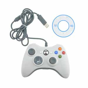 USB Controller Joystick For Microsoft System PC Controller For Windows 7 / 8/10 Not for Xbox 360