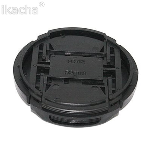 Universal 43 46 49 52 55 58 62 67 72 77 82mm Camera Lens Cap Protection Cover Lens Cover Provide