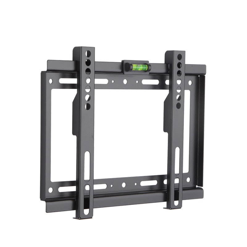 Universal Fixed TV Wall Mount Bracket Fixed Flat Panel TV Stand Holder Frame for 14-32 Inch Plasma