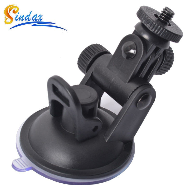 Universal Mini Car Suction Cup Mount Tripod Holder Car Suction Mount Holder Window Glass for Car GPS