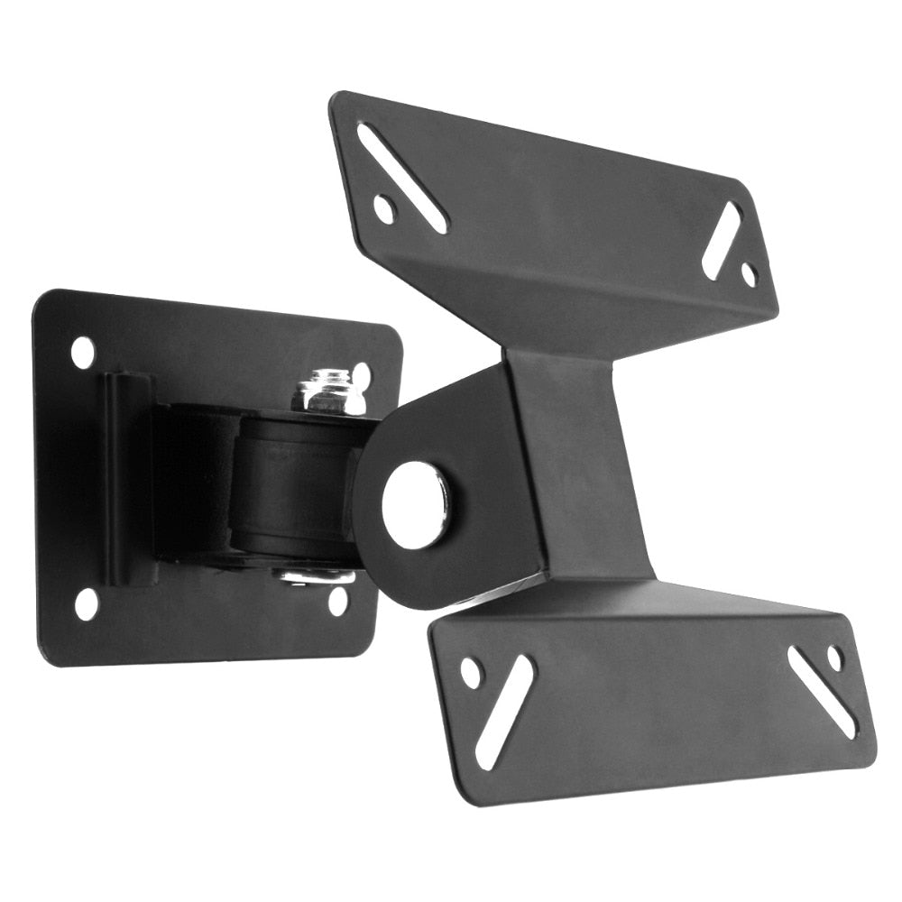 Universal Rotated SPHC TV Wall Mount Swivel TV Bracket Stand for 14 ~ 24 Inch LCD LED Flat Panel