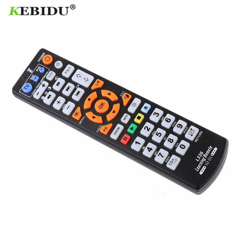 Universal Smart Remote Control Controller  IR Remote Control With Learning Function for TV CBL DVD