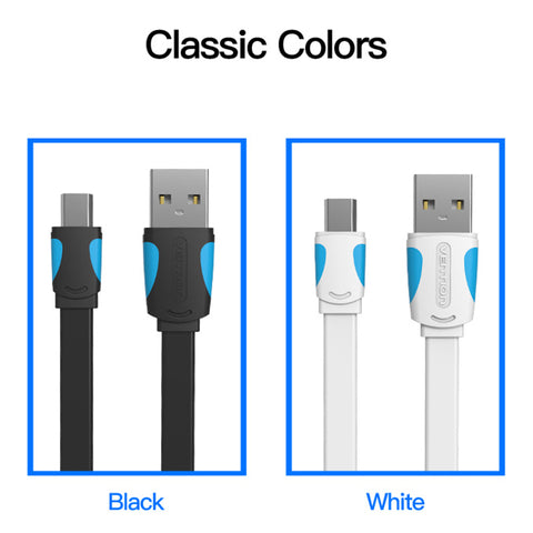Vention Mini USB Cable Mini USB to USB Fast Charging Data Cable For Cellular Phone Digital Camera