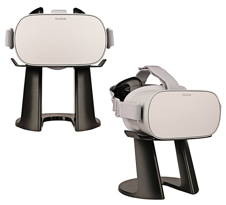 Vr Stand, Virtual Reality Headset Display Holder For All Vr Glasses - Htc Vive, Sony Psvr, Oculus