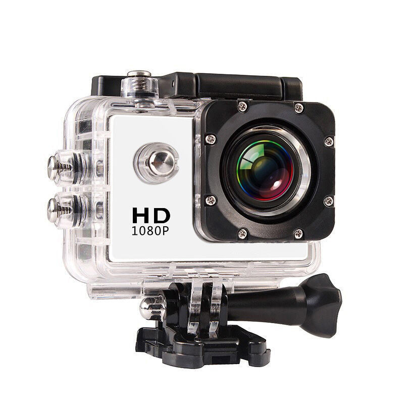 "Water proof Mini Camera Full HD 1080P Action Sport Camcorder Outdoor gopro style go pro 2"" Screen"