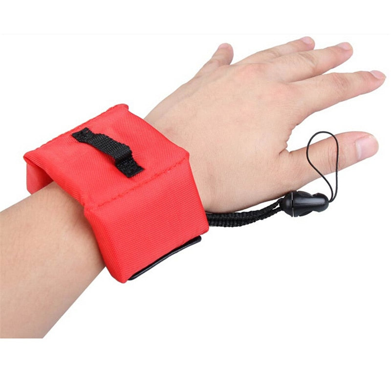 Waterproof Diving Floating Foam Wrist Armband Float Hand Strap Accessories For Action Camera