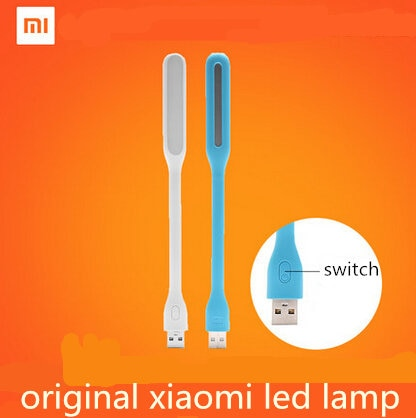 With Switch Original Xiaomi Mijia USB Light Xiaomi LED Light with USB for Power bank/comupter