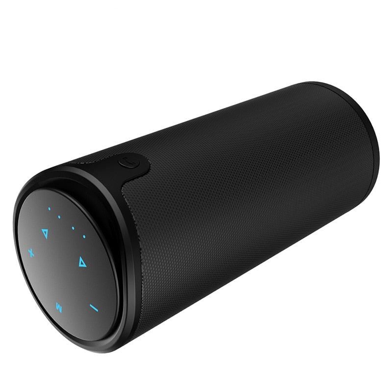 ZEALOT S8 Wireless Bluetooth Speakers Outdoor Column HIFI Stereo Subwoofer Music Box Portable