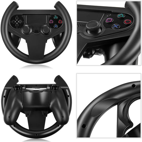for PS4 Gaming Racing Steering Wheel For PS4 Game Controller for Sony Playstation 4 Car Steering