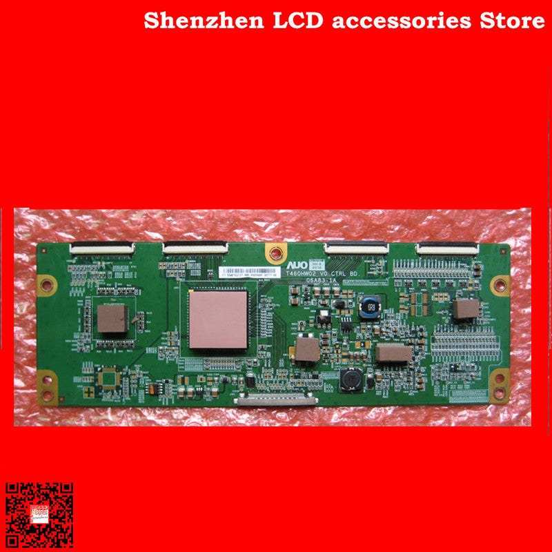 FOR original LA46A550P1R logic board T460HW02 V0 06A83-1A