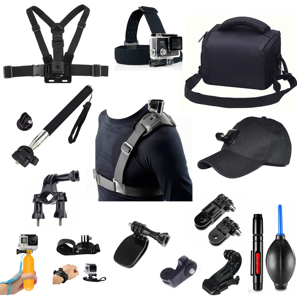 limitX 12 in 1 Accessories Bundle for Sony RX0 X3000 X1000 AS300 AS200 AS100 AS50 AS30 AS20 AS15