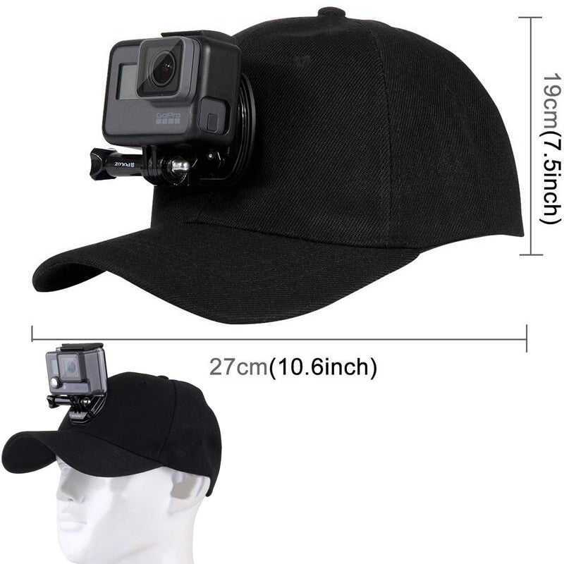 limitX Sun Hat Cap for Sony RX0 X3000 X1000 AS300 AS200 AS100 AS50 AS30 AS20 AS15 AS10 AZ1 mini