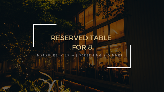 Table for 8