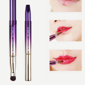 2 In 1 Lip & Eyeshadow Brush
