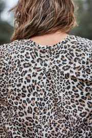 Leopard Lovers Tee - In stock now!