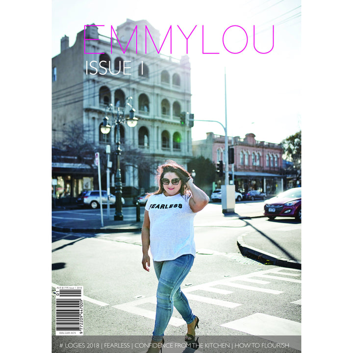 Emmylou Magazine  ISSUE 1 - Digital Version