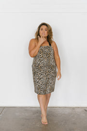 Leopard Apron - In stock now