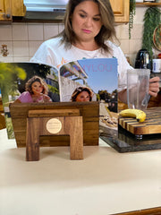 Gourmet Cookbook Stand