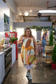 Geo Retro Apron - In stock now