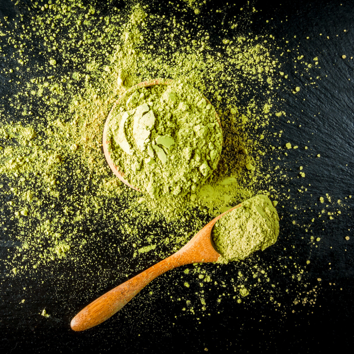 The Battle of Super Powders: Moringa Vs. Matcha