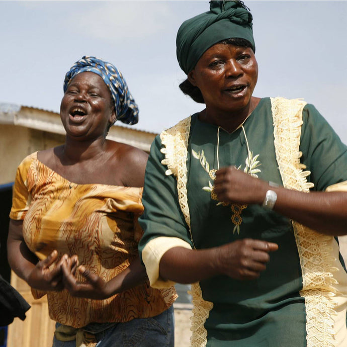 Women co-operatives in Bolgatanga, Northern Ghana
