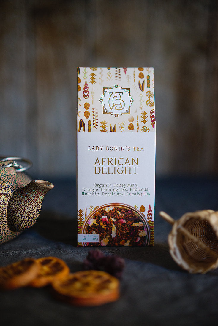 African Delight | Lady Bonin's Tea