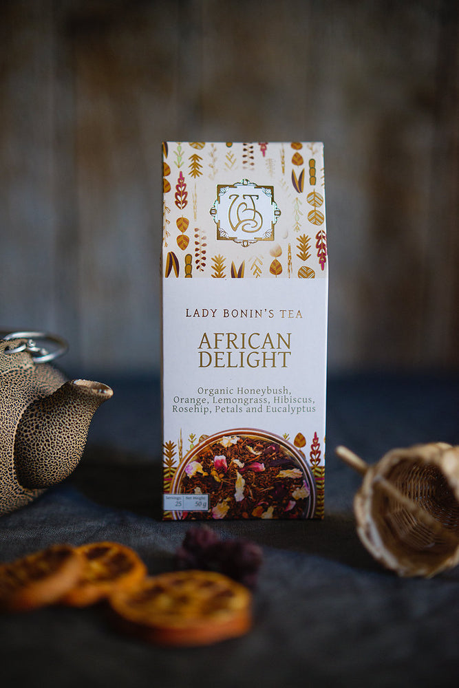 African Delight | Lady Bonin's Tea - SAWA
