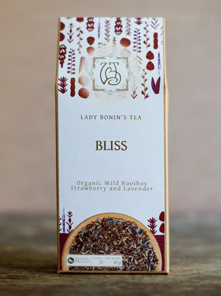 Bliss | Lady Bonin's Tea - SAWA