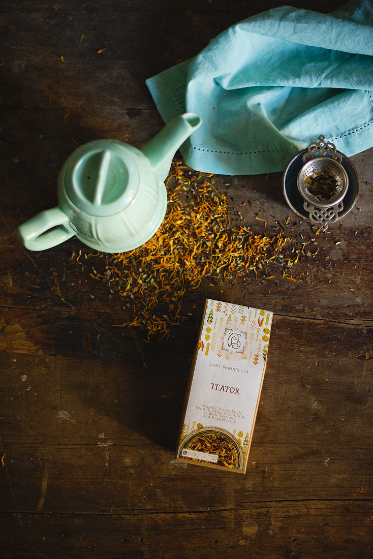 Tea Tox | Lady Bonin's Tea