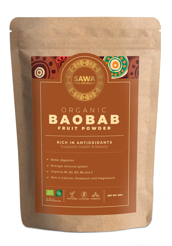 Baobab Powder - SAWA