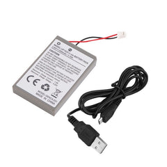 1 pz 2000 mAh Batteria Ricaricabile per Sony Playstation PS4 Controller Cable Drop Shipping Eletronic Hot