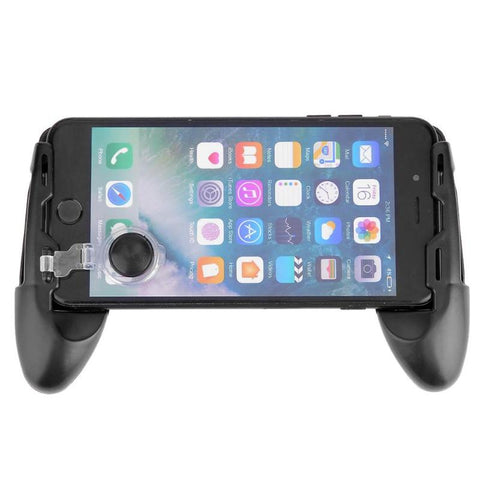 ALLOYSEED 3 in 1 Universale Gioco Joystick + Mini Joystick Grip + Supporto Staffa per 4.7-7 pollice di tocco schermo smart phone