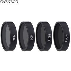 CAENBOO Drone Protector Filter ND 32 4 8 16 Filtro Drone Accessori Per DJI Phantom 3 4 K/Advanced/Standard/Professionale Pro/SE