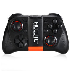 MOCUTE 050 Gamepad Controller di Gioco Senza Fili di Bluetooth Con Built-In Supporto Pieghevole Joystick per Smartphone Android TV Box
