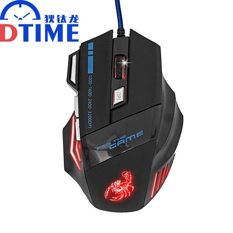 Snigi Marca Pc x7 USB Laptop Computer PC gaming air mouse per i giocatori Dota2 optical mouse sem fio auto laptop raton computer perip