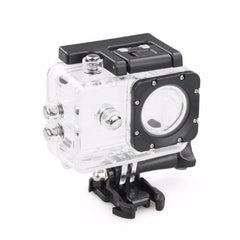 Sport action camera accessori box custodia impermeabile custodia per fotocamera sj4000 sj4000 + sj7000 sjcam con black edition