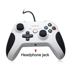 USB Wired Controller Per Xbox One Slim Videogiochi JoyStick Mando per Microsoft Xbox One S Gamepad Controle Joypad Per PC Windows