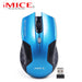Mouse Wireless 6 Pulsanti Optical Mouse per Computer Gamer 2000 dpi 2.4 Ghz Ricevitore USB Gaming Mouse Per Il Computer Portatile Desktop
