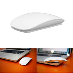 Ottico Wireless Multi-Touch Magic Mouse 2.4 GHz Mouse Per Windows Mac OS Bianco # H029 #