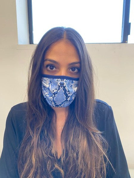 Load image into Gallery viewer, Fashion Masks *prints shipped at random* - For Sure Fashion Boutique