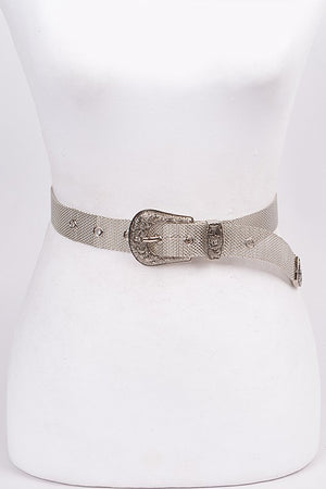 Western Chain Belt - For Sure Fashion Boutique