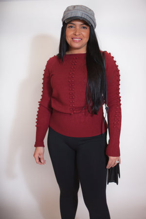 Chicago Cozy Sweater - For Sure Fashion Boutique