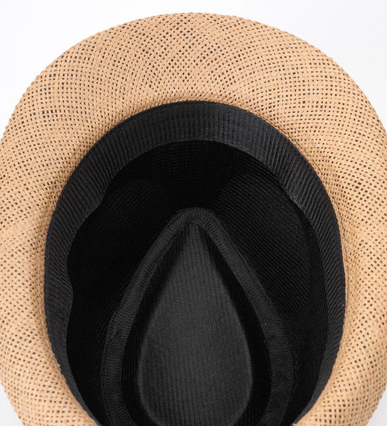 Straw Summer Hat - For Sure Fashion Boutique