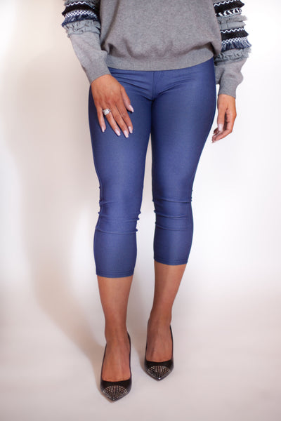 Stretchy Jean Legging