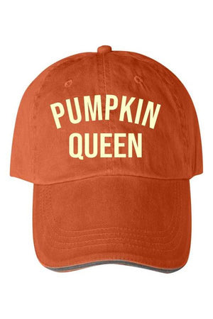 Pumpkin Queen Hat