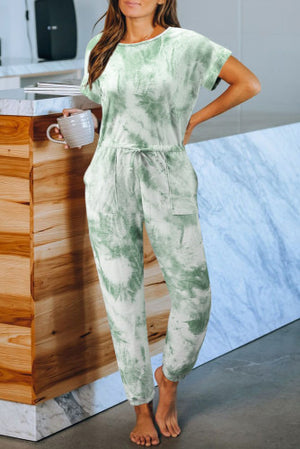 Load image into Gallery viewer, Tiger Lounge Jumpsuit