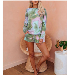 Load image into Gallery viewer, Time To Chill Lounge Set - For Sure Fashion Boutique